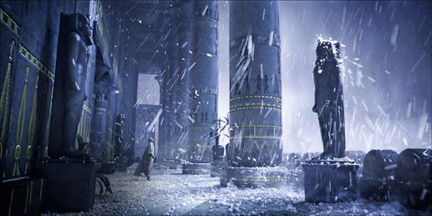 Exodus Hail