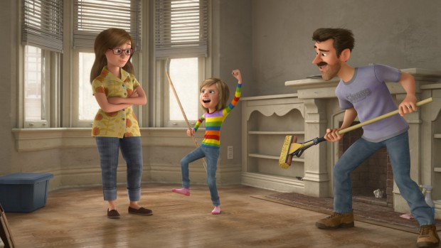 Inside Out Parents