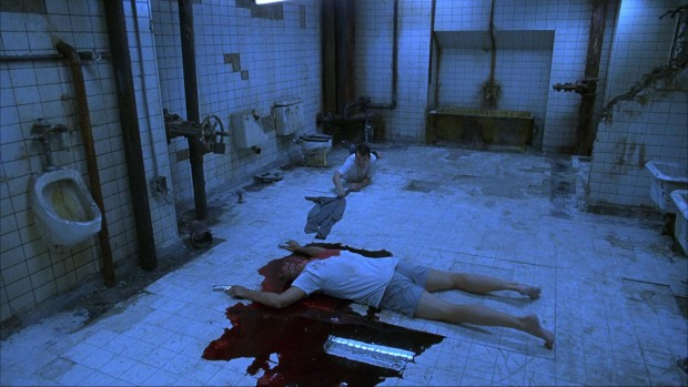 Saw Bathroom