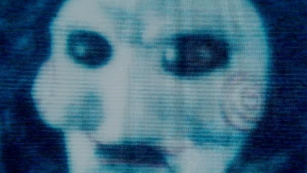 Saw Billy Closeup