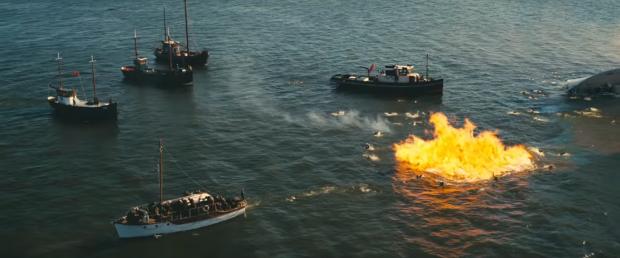 Dunkirk Fire